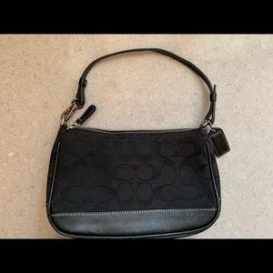 Vintage 90's COACH bag 8 1/2x5